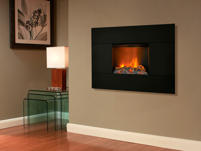 dimplex galveston 74inch wall mount electric fireplace glass